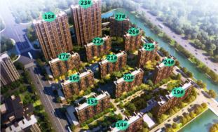 万科悦城项目一期工程